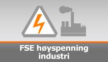 FSE høyspenning industri 2016