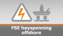 FSE høyspenning offshore 2016