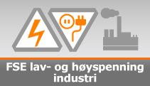 FSE lav- og høyspenning industri 2016